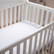 Summer Infant® 2-pk. Fitted Crib Sheet - White