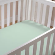 Summer Infant® 2-pk. Fitted Crib Sheet - Sage