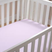 Summer Infant® 2-pk. Fitted Crib Sheet - Pink