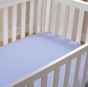 Summer Infant® 2-pk. Fitted Crib Sheet - Blue