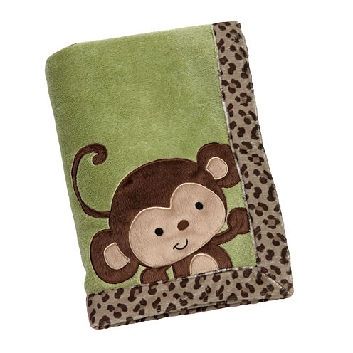 NoJo® Zambia Fleece Blanket