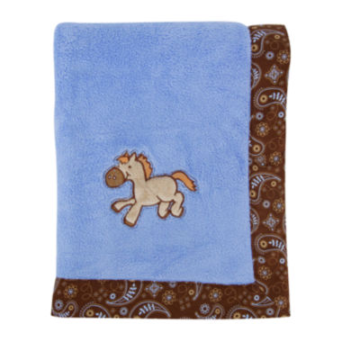 jcpenney.com | Trend Lab® Cowboy Receiving Blanket