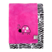 Trend Lab® Zahara Zebra Receiving Blanket