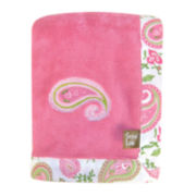 Trend Lab® Paisley Park Receiving Blanket