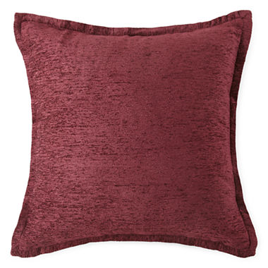 Jcpenney Decorative Pillow : JCPenney Home Chenille Decorative Pillow