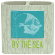 Bacova By the Sea Toothbrush Holder