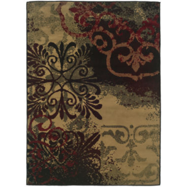 jcpenney.com | Covington Home Filigrene Rectangular Rug