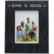 Melannco® Love U Mom Picture Frame