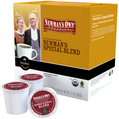 jcpenney.com | Keurig® K-Cup® Newman's Own® Organics 108-ct. Newman's Special Blend Coffee Pack