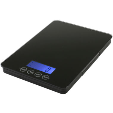 jcpenney.com | Digital Kitchen Scale with Dual Weighing Modes