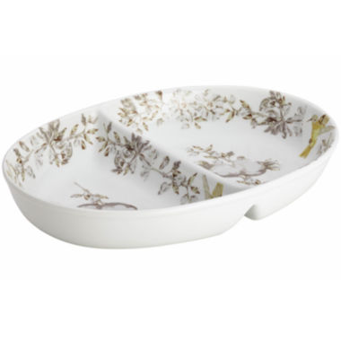 jcpenney.com | BonJour® Fruitful Nectar Porcelain Divided Dish