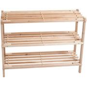Lavish Home™ 3-Tier Shoe Storage Rack