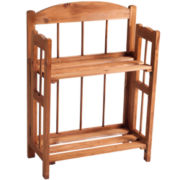 Lavish Home™ 2-Shelf Bookcase