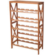 Lavish Home™ Classic 25-Bottle Wine Rack