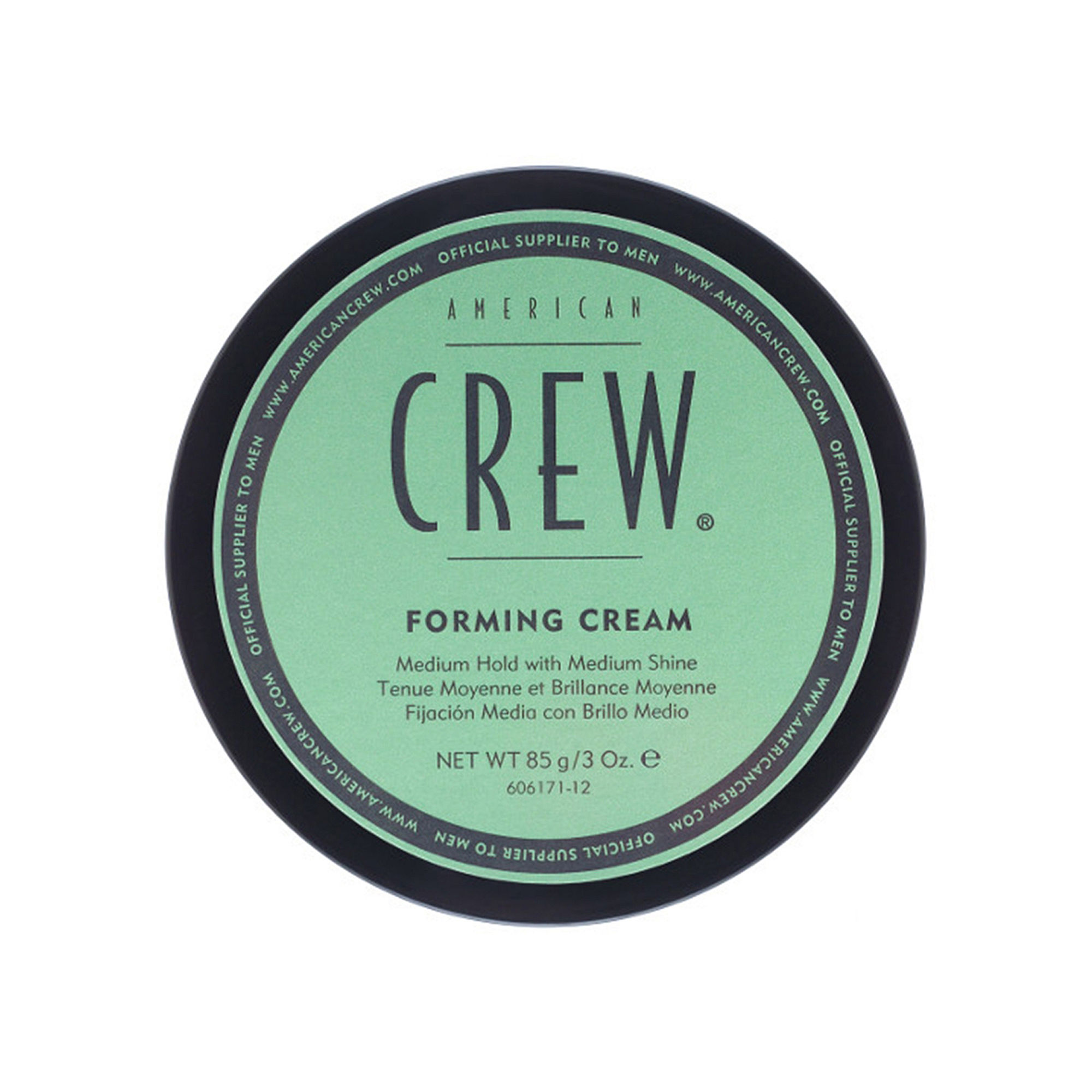 how to use american crew forming cream