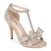 Call It Spring™ Lapham T-Strap Heeled Sandals