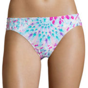 Arizona Light As A Feather Hipster Swim Bottoms - Juniors