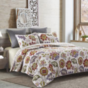 Preston Handcrafted Reversible 3-pc. Quilt Set