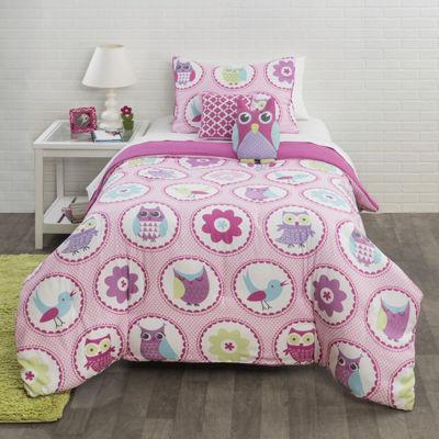 JCPenney Home™ Owl Garden Comforter Set