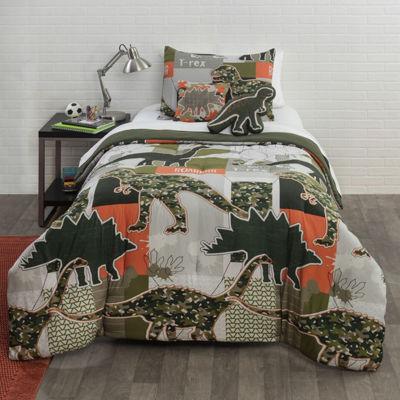 JCPenney Home™ Dinosaur Comforter Set