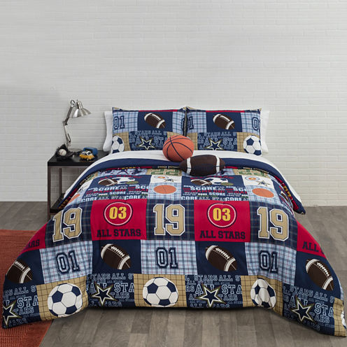 JCPenney Home™ All Star Comforter Set & Accessories