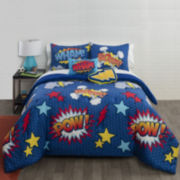 JCPenney Home™ Comic Comforter Set