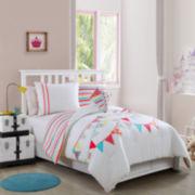 Victoria Classics Grace Reversible Comforter Set