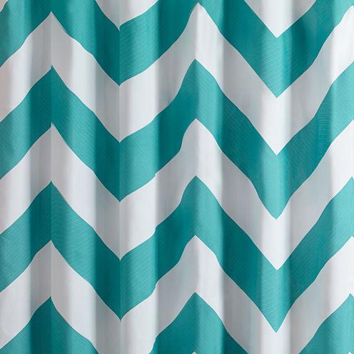Mi Zone Aries Microfiber Shower Curtain