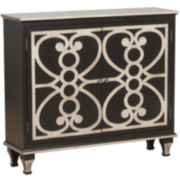 Bombay Laslo Moraine Console Table