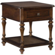 Passages Rectangle End Table