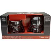 Disney Star Wars® Classic Darth Vader Sculpted Bank and Mug Set