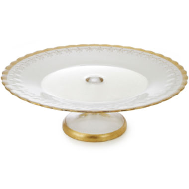 jcpenney.com | Cake Stand with Gold Decoration