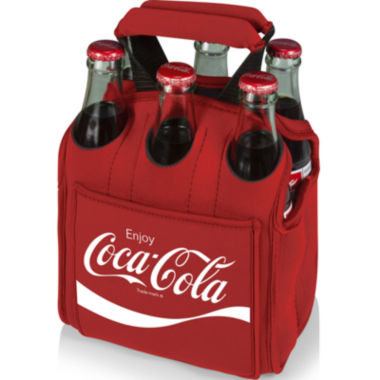 jcpenney.com | Coca-Cola® Six-Pack Insulated Cooler Tote
