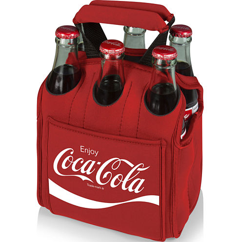 Coca-Cola® Six-Pack Insulated Cooler Tote