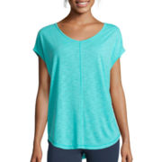Xersion™ Studio Short-Sleeve Cocoon Tee