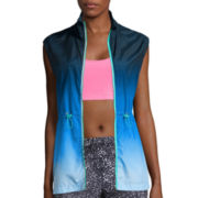 Xersion™ Ombre Woven Vest - Tall