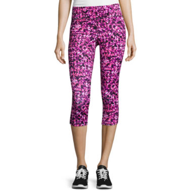 jcpenney.com | Xersion™ Print Compression Capris