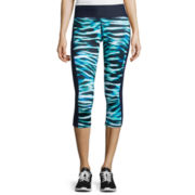 Xersion™ Quick-Dri Performance Capris - Tall