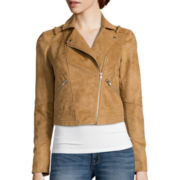 a.n.a® Slim-Fit Faux-Suede Jacket