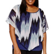 Alyx® Popover Print Top - Plus