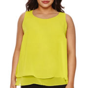 Bisou® Tiered Tank - Plus