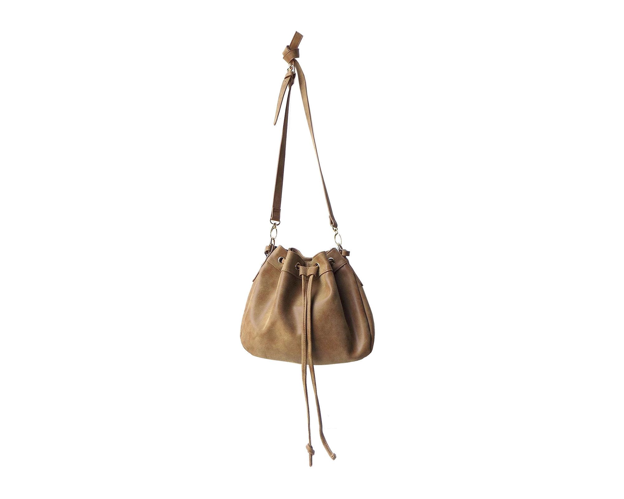 Olivia Miller Trish Mini Drawstring Bucket Bag