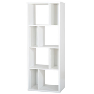 jcpenney.com | Reveal Shelving Unit with 8 Compartments