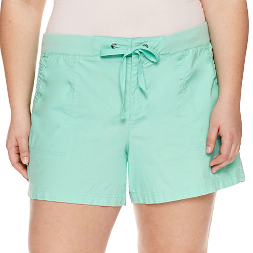 """a.n.a 4.75"""" Soft Shorts-Plus"""