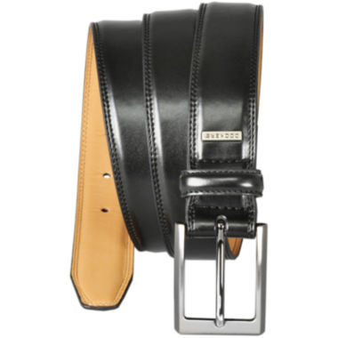 jcpenney.com | Dockers® Black Leather Belt