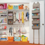 Michael Graves Design Closet for the Playroom