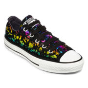 Converse Chuck Taylor All Star Girls Lace Sneakers - Little Kids