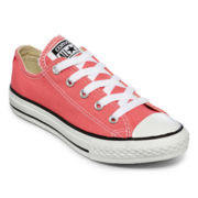 Converse Chuck Taylor All Star Girls Sneakers - Little Kids