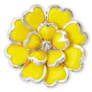 Mixit™ Yellow Bloomin' Cute Stretch Ring