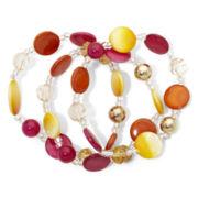 Mixit™ 3-Strand Stretch Bracelet